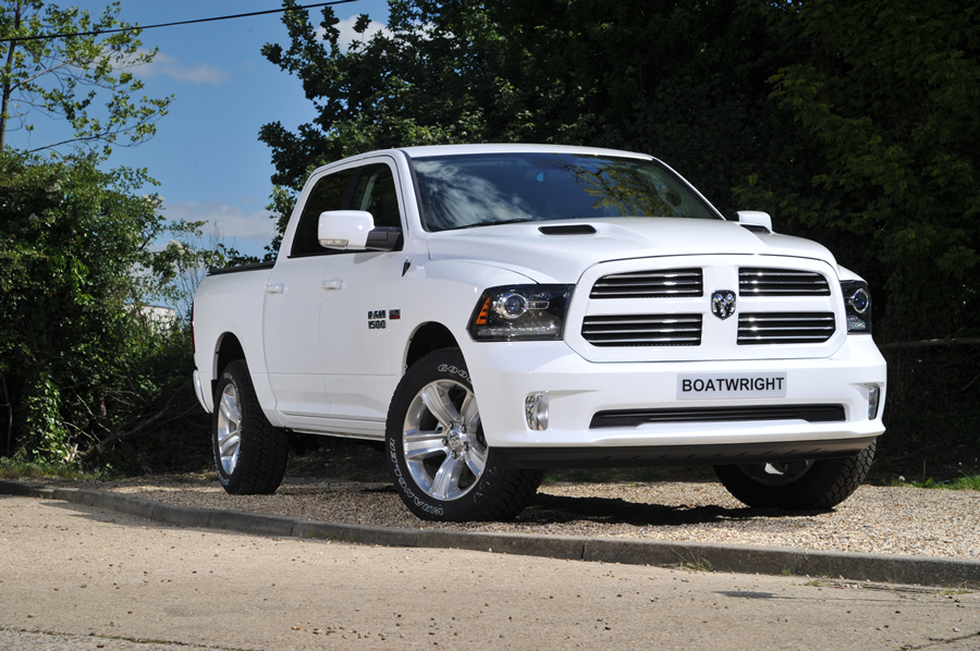 New Dodge Ram