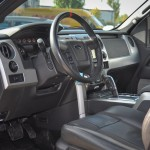 Ford F150 Raptor Supercrew Interior