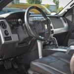 Ford F150 Raptor Supercrew Interior
