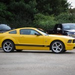 Ford Mustang GT Premium Screaming Yellow 2005