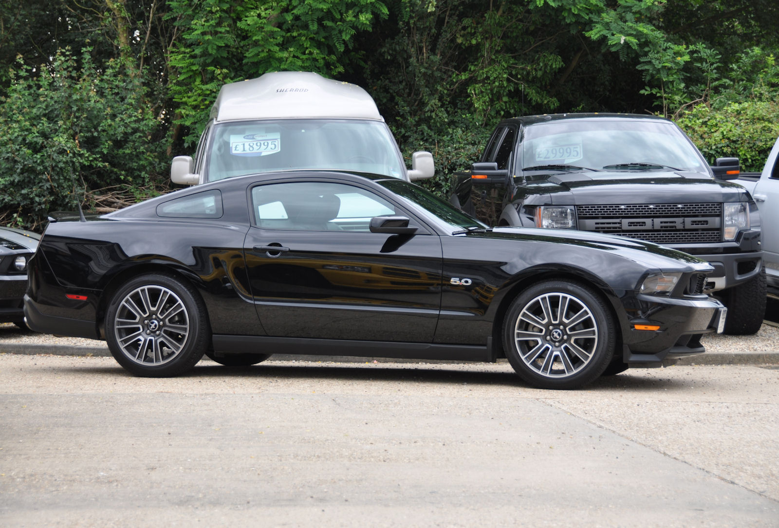 2011 60 Ford Mustang Gt Premium 5 0 Litre Automatic V8