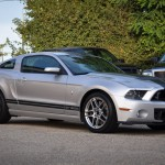 Ford Mustang GT500 Shelby Supercharged
