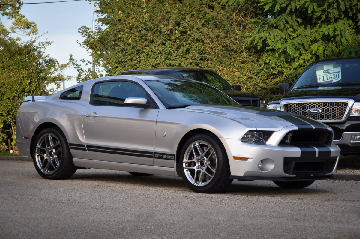 New Ford Mustang GT500 Shelby - David Boatwright ...