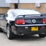 Mustang GT Black