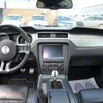 Mustang Shelby GT500 2010 Interior