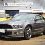 Mustang Shelby GT500 2010