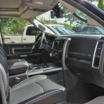 New Dodge Ram Limited Interior