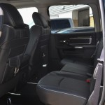 New Dodge Ram Limited Interior
