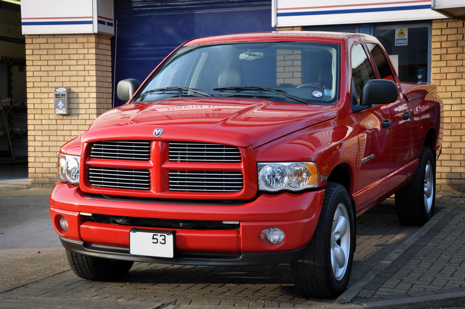 2003 53 Dodge Ram Quad Cab 4 215 4 Hemi Laramie One Owner