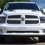 Dodge Ram Sport White Front