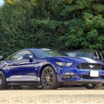 New Shape Ford Mustang GT
