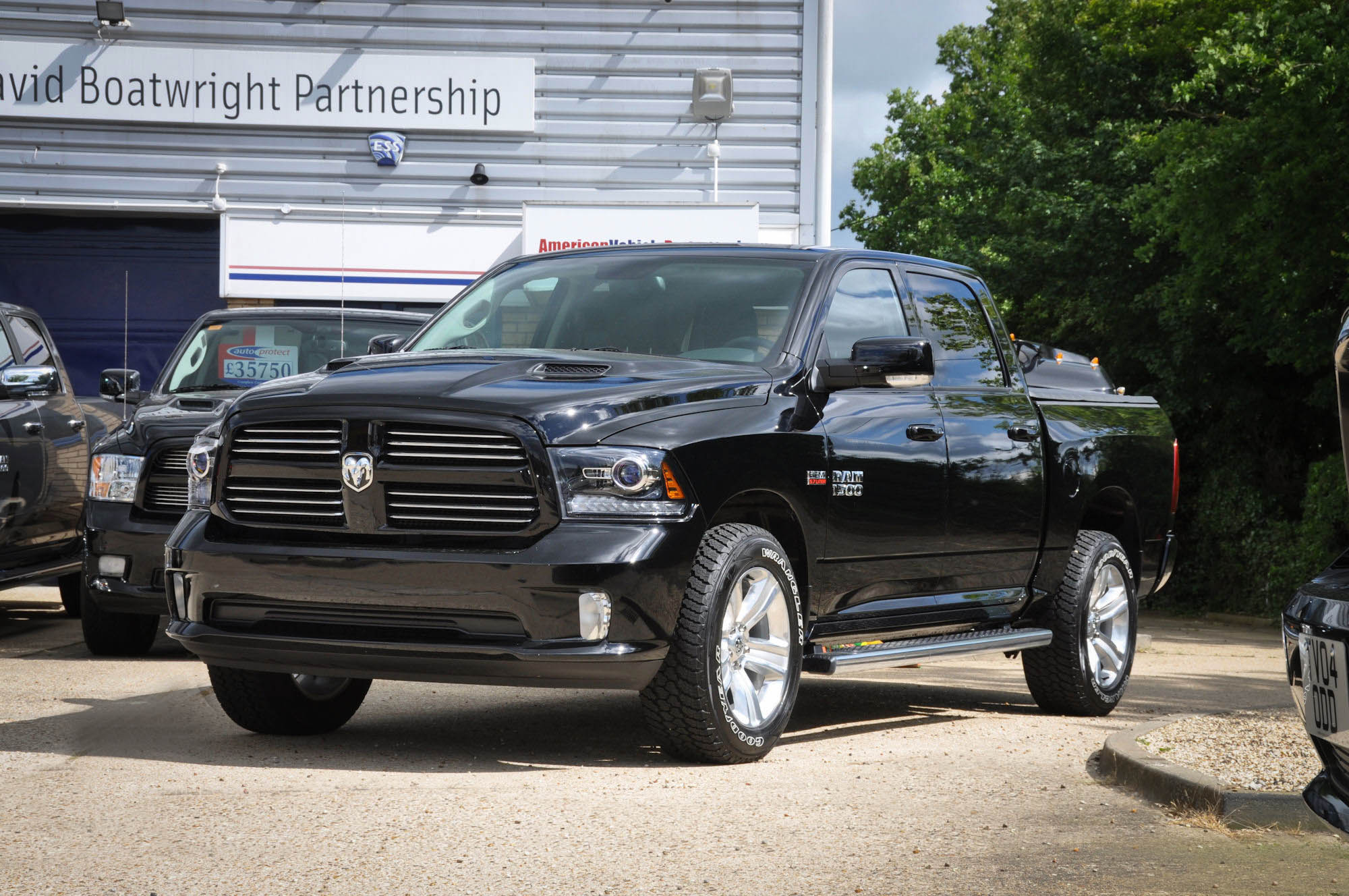 New 2013 Dodge Ram Crew Sport Fully Loaded With Options