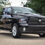 New Dodge Ram Sport in Black