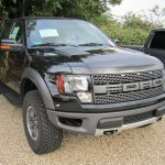 New Ford F150 Raptor
