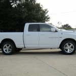 New Dodge Ram Quad