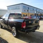 New Dodge Ram Black