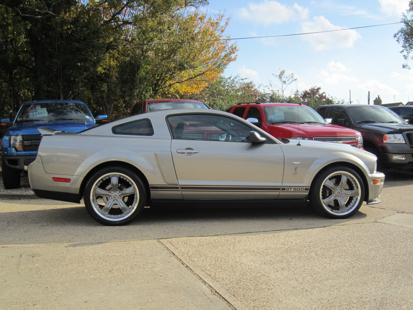 2008 08 Ford Mustang Shelby Gt500 5 000 Miles Only