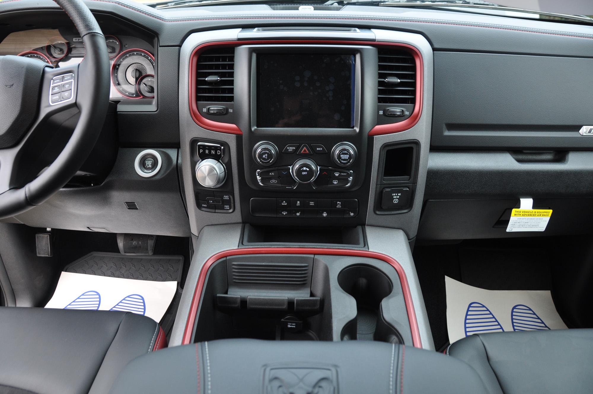 New Dodge Ram Rebel – David Boatwright Partnership | Dodge ...