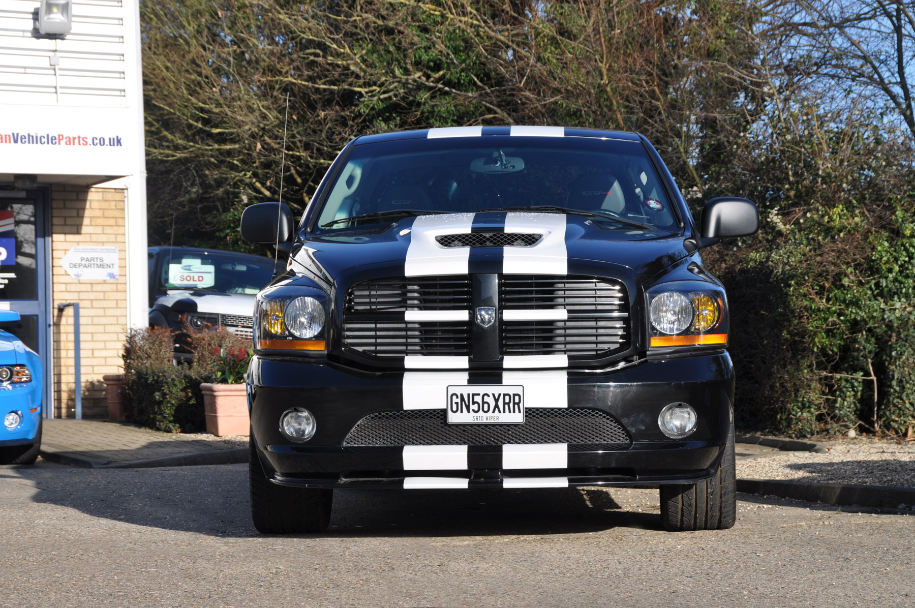 Srt10 For Sale >> 2006 (56) Dodge Ram SRT10 Nightrunner Quad Cab – NO VAT – David Boatwright Partnership ...